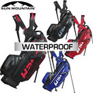 Sun Mountain H2NO Lite Waterproof 14-Vaks Stand Bag
