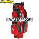 Bagboy Flow Technowater Cartbag, Rood/Zwart