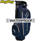 BagBoy C-311 Waterproof Cartbag Golftas, Navy/Zilver