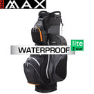 Big Max Dri Lite Prime Cartbag Golftas, Zwart/Oranje