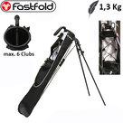 Fastfold Pencil Standbag Zwart