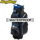 BagBoy Technowater DG Lite DRI TL Cartbag, zwart/blauw