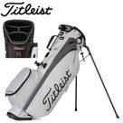 Titleist Players 4 Standbag Golftas, grijs