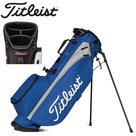 Titleist Players 4 Standbag Golftas, blauw