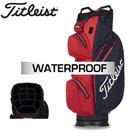 Titleist StaDry Waterproof Cartbag, navy/rood