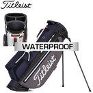 Titleist Players 4 Plus Stadry Standbag Golftas, navy/grijs