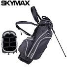 Skymax LW Standbag Golftas, grijs