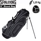 Spalding SP3 Standbag Golftas, zwart/wit