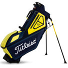 Titleist Players 4 Standbag Navy/Geel
