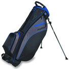 BagBoy Carry Lite Pro Standbag Zwart/Grijs/Blauw