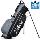 Titleist Players 4UP StaDry Standbag Zwart/Grijs