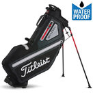 Titleist Players 4 StaDry Standbag Zwart/Grijs