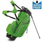 Big Max Aqua Hybrid Standbag Golftas, Lime