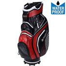 Fastfold C95 Waterproof Zwart/Rood Cartbag