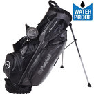 Fastfold Waterproof Standbag Golftas, Zwart