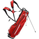 Big Max Ice 7.0 Standbag Golftas, Rood