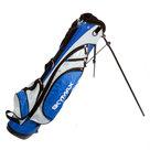 Skymax 6.5 Inch Standbag Golftas, Blauw/Zilver