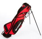 Skymax 6.5 Inch Standbag Golftas, Zwart/Rood