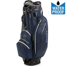 Big Max Aqua Sport 2 Waterproof Cartbag Golftas, Navy/Zilver