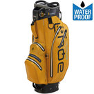 Big Max Aqua Sport 2 Waterproof Cartbag Golftas, Geel
