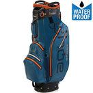 Big Max Aqua Sport 2 Waterproof Cartbag Golftas, Blauw/Oranje