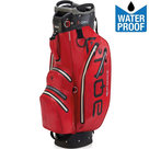 Big Max Aqua Sport 2 Waterproof Cartbag Golftas, Rood