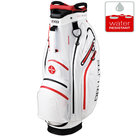 Big Max DriLite Active Cartbag Golftas, Wit/Rood