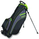 BagBoy Carry Lite Pro Standbag Zwart/Grijs/Lime