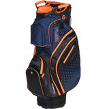 Fastfold Flash Cartbag Golftas Navy/Oranje