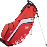 Wilson FT-Lite Standbag Rood/Wit