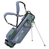 Big Max DriLite Seven 2.0 Waterproof standbag Grijs/Lime