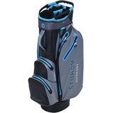 Fastfold Sturdy Waterproof Cartbag Grijs/Lichtblauw