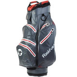 Fastfold Waterproof Cartbag Grijs/Rood