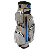 Big Max Aqua Silencio 2 Waterproof Cartbag Zilver/Blauw