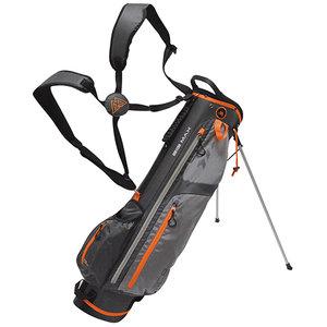 Big Max Ice 7.0 Standbag Golftas, Grijs/Oranje