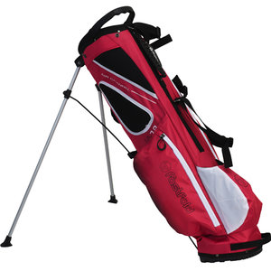Fastfold UL 7.0 Standbag Golftas, Rood