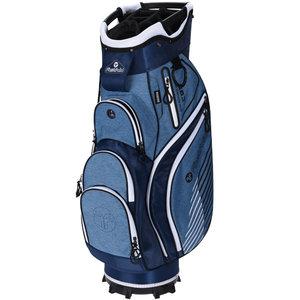 Fastfold C9.5 Jeans Cartbag Golftas, Blauw