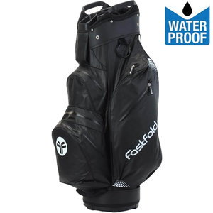 Fastfold Waterproof Cartbag Golftas, Zwart