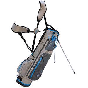 Big Max Ice 7.0 Standbag Golftas, Zilver/Blauw